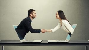 objectifs commerciaux - présentation commerciale online