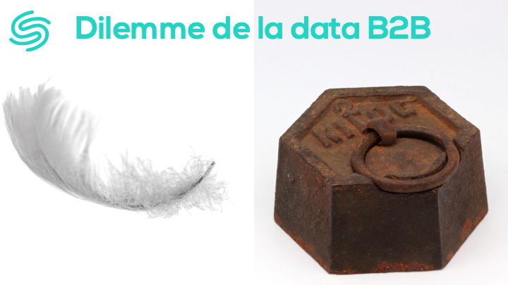 Dilemme de la data B2B